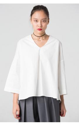 Блуза с лентой на спине